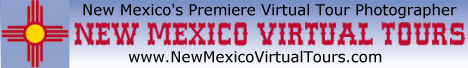 New Mexico Virtual Tours virtual tours and still photography banner